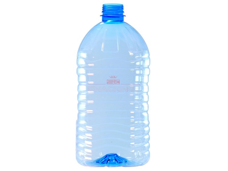 5L Water Bottle  - Tinted Blue