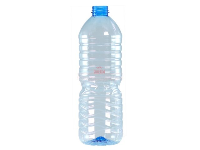 1000ml Water Bottle  - Tinted Blue